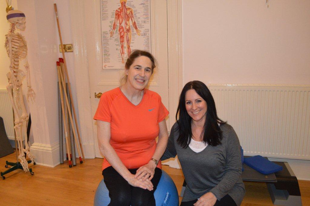 Edinburgh Pilates - Heidi